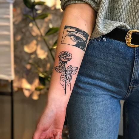 Bad Mojo Tattoo Studio Strona Główna